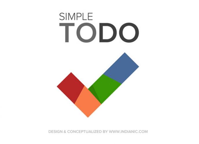 SimpleToDo