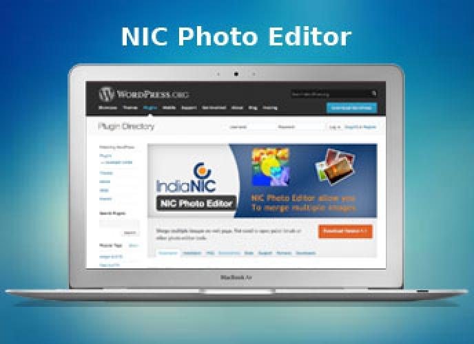 NIC Photo Editor