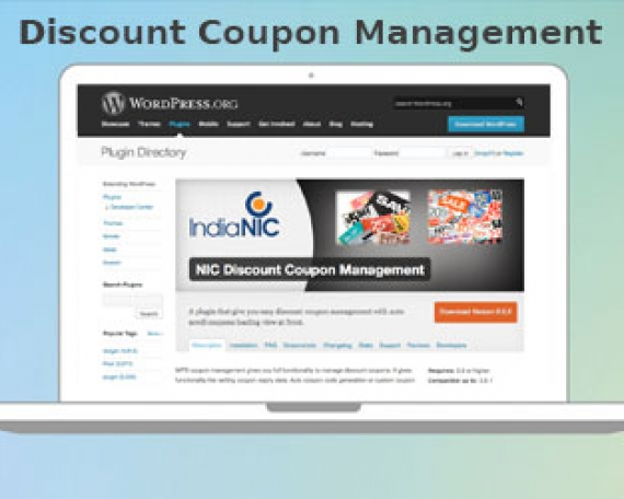 Discount Coupon Management
