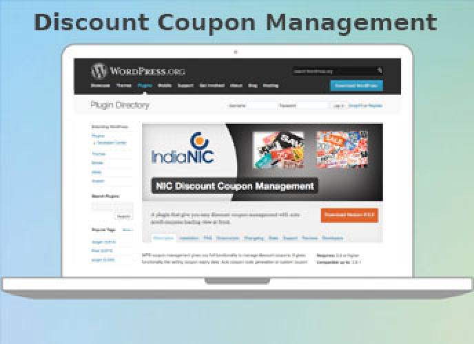 Discount Coupon Management